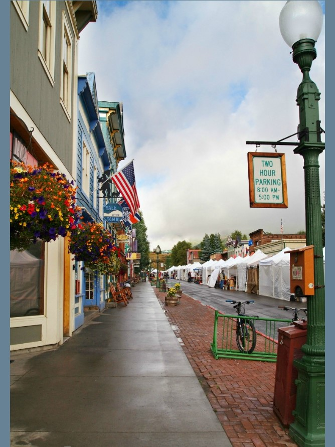 crested butte street
