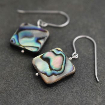 natural abalone jewelry