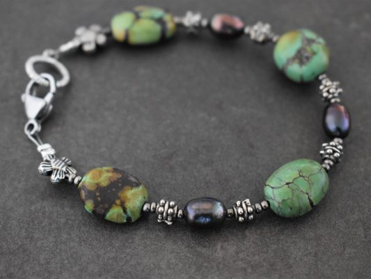 Natural Turquoise Jewelry