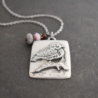 Wood Duck Necklace